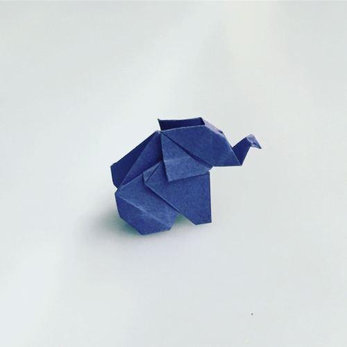 origami-dumbo-elephant